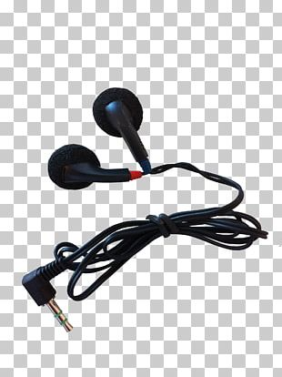 Microphone Headphones Headset Communication System PNG