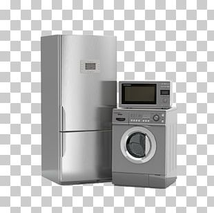 Home Appliance Washing Machine Refrigerator Major Appliance Clothes Dryer PNG
