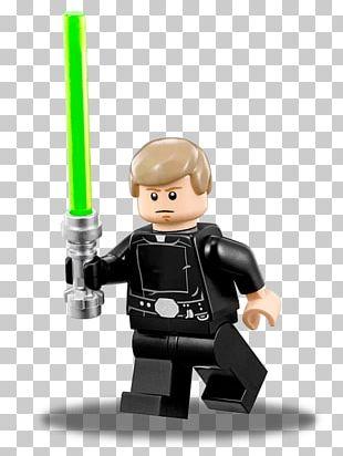 Luke Skywalker Anakin Skywalker Yoda Lego Minifigure PNG