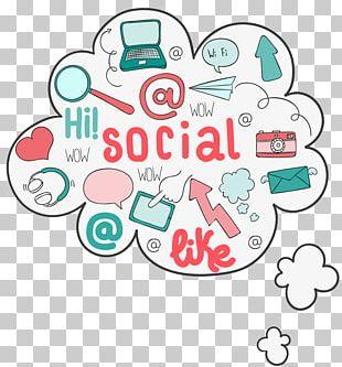 Social Media Marketing Social Network Computer Network Computer Icons PNG