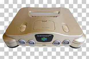 Fifth Generation Of Video Game Consoles Nintendo 64 Home Game Console Accessory PNG