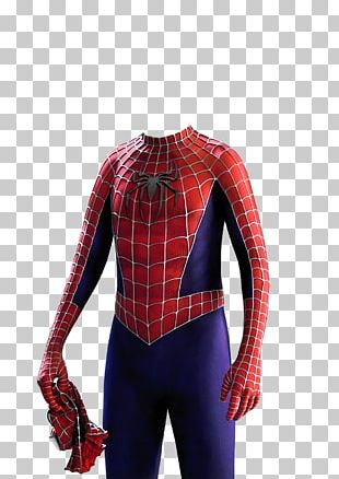 Spider-Man Superhero Photography PNG