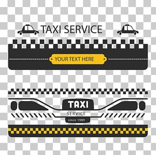 Taxi Service PNG