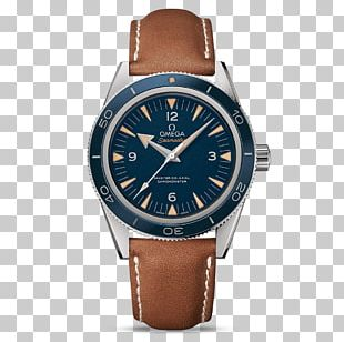 Automatic Watch Omega Seamaster Omega SA Swiss Made PNG