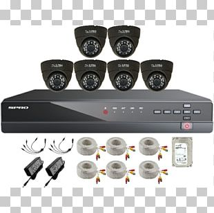 Digital Video Recorders Closed-circuit Television Network Video Recorder Analog High Definition PNG