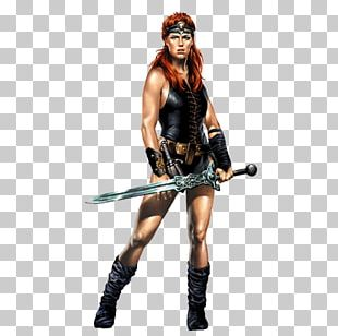 Red Sonja Conan The Barbarian The Shadow Of The Vulture Comics Comic Book PNG