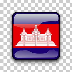 Flag Of Cambodia National Flag Icon PNG