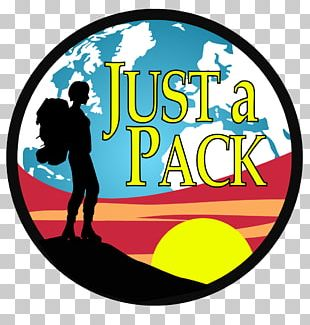 Tourism Logo Brand Backpacking Recreation PNG