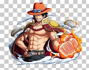 Portgas D. Ace One Piece Treasure Cruise Monkey D. Luffy Akainu PNG