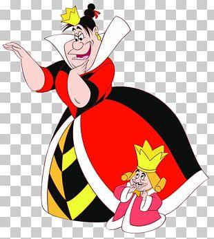Queen Of Hearts King Of Hearts Alices Adventures In Wonderland PNG