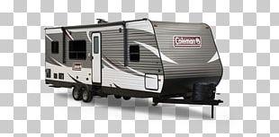 Caravan Coleman Company Campervans Trailer PNG