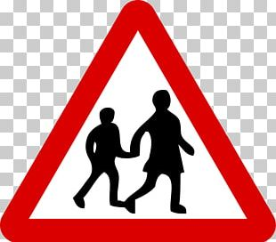Road Signs In Singapore The Highway Code Traffic Sign School Warning Sign PNG