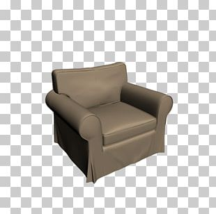 Wing Chair Couch IKEA PNG