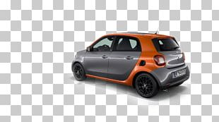 Smart Fortwo Car Brabus Mercedes-Benz PNG