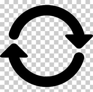 Computer Icons Arrow Circle PNG