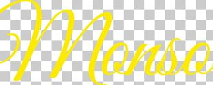 Managua Fashion Logo Brand Yellow PNG