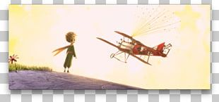 The Little Prince Romance Film Music Animation PNG