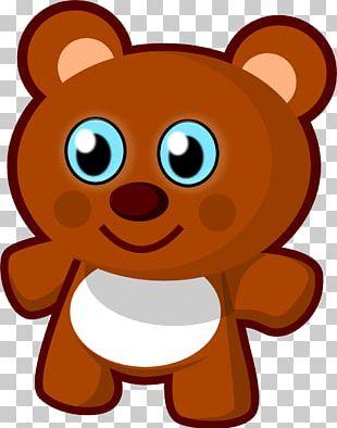 Cuteness Animal Bear PNG