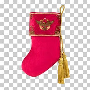 Christmas Stockings Christmas Decoration Christmas Ornament Magenta PNG