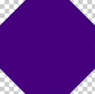 Octagon Regular Polygon Shape PNG