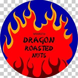 Roasting Nut Food Weasley Family Art PNG