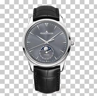 Jaeger-LeCoultre Master Ultra Thin Moon Automatic Watch Jewellery PNG