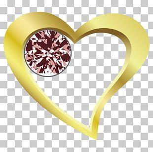 Heart Diamond PNG