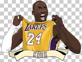 Kobe Bryant Los Angeles Lakers Basketball PNG