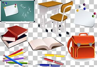 School Supplies PNG