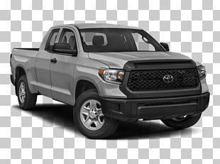 Toyota Hilux Pickup Truck Sport Utility Vehicle 2018 Toyota Tundra SR5 PNG