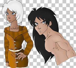 Human Hair Color Black Hair Brown Hair Fiction PNG