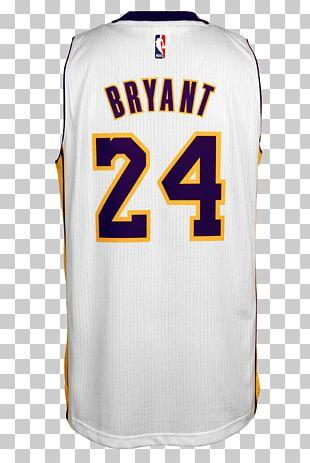 2008–09 Los Angeles Lakers Season Jersey Swingman Basketball PNG
