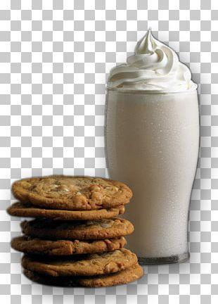 Biscuits Frappé Coffee Milkshake Cafe PNG