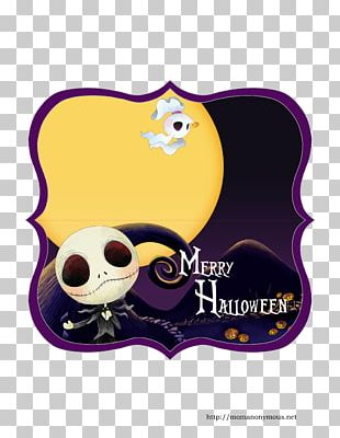 Jack Skellington The Nightmare Before Christmas: The Pumpkin King This Is Halloween Party PNG