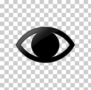 Black Eye Computer Icons Symbol Simple Eye In Invertebrates PNG