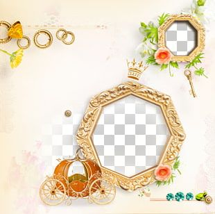 Frame Page Layout PNG