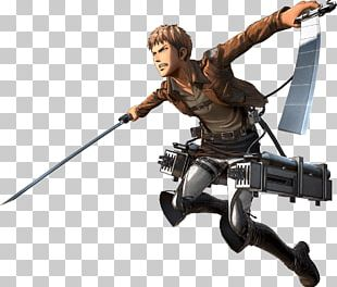 A.O.T.: Wings Of Freedom Attack On Titan 2 Eren Yeager Jean Kirschtein PNG