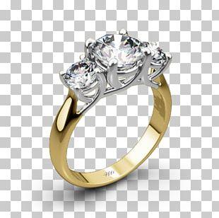 Engagement Ring Wedding Ring Diamond Jewellery PNG