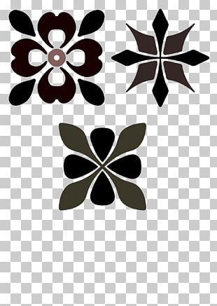Floral Ornament Christmas Ornament PNG
