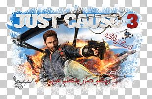 Just Cause 3 PlayStation 4 Just Cause 2 Video Game Mod PNG