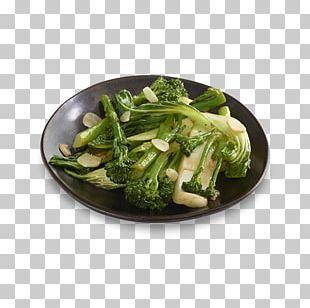 Vegetarian Cuisine Leaf Vegetable Broccoli Dish PNG