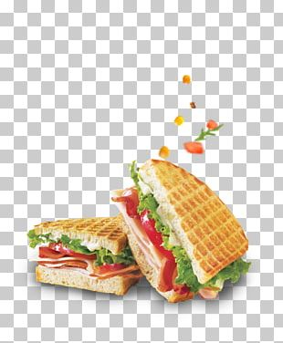 Breakfast Sandwich Ham And Cheese Sandwich Fast Food Toast Pizza PNG