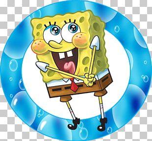 SpongeBob SquarePants Patrick Star Squidward Tentacles Sandy Cheeks PNG