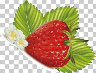 Strawberry Frutti Di Bosco Euclidean Food PNG