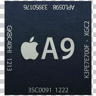 Apple A6 Apple A9 System On A Chip ARM Cortex-A9 PNG