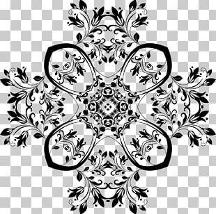 Floral Design Ornament Flower PNG