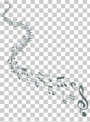 Musical Note Staff Musical Notation PNG