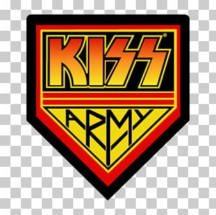 Kiss Army Logo Alive! PNG