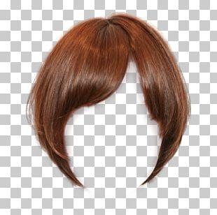 Wig Hair PNG