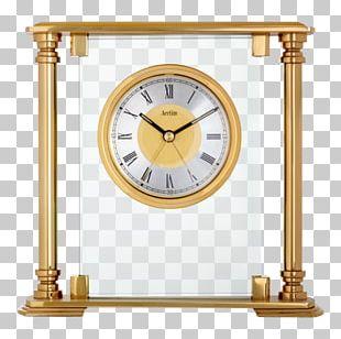 Pendulum Clock Mantel Clock Horology Alarm Clocks PNG
